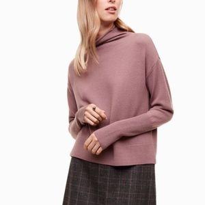 Aritzia Wilfred Cyprie Sweater / S